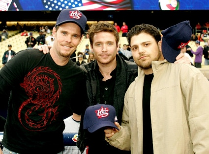 Kevin Connolly, Kevin Dillon, Jerry Ferrara