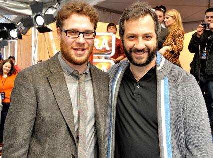 Seth Rogen, Judd Apatow