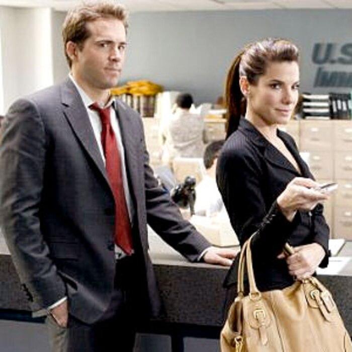 The Proposal, Sandra Bullock, Ryan Reynolds