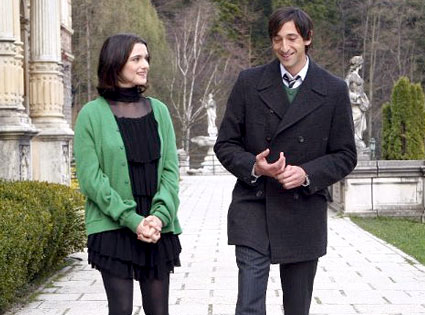 The Brothers Bloom, Rachel Weisz, Adrian Brody