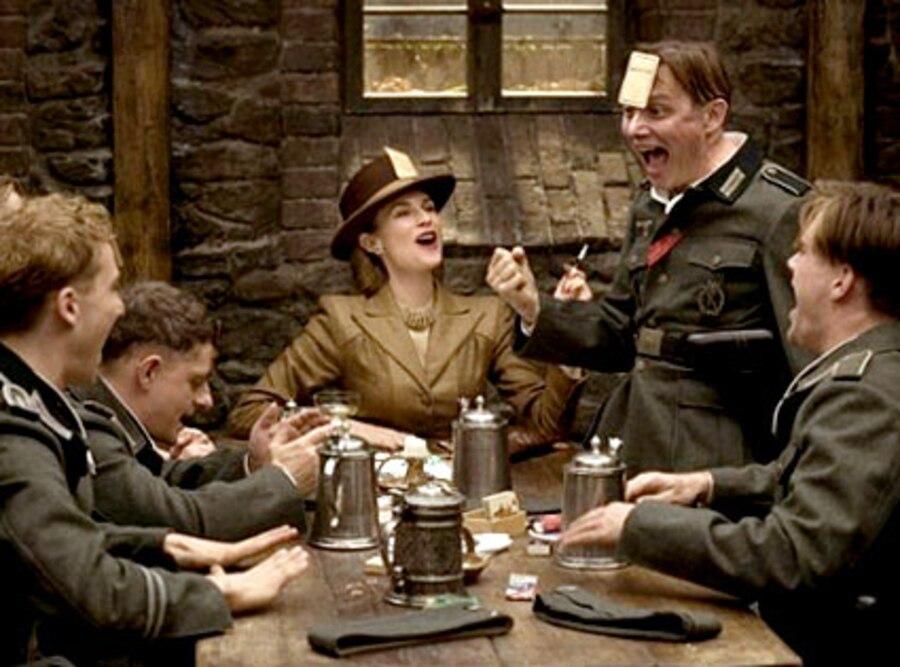 Inglourious Basterds Scene