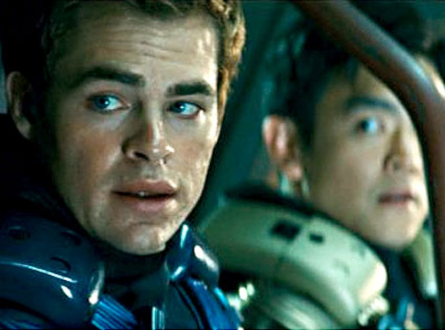 Star Trek, Chris Pine, John Cho