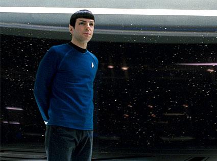 Star Trek, Zachery Quinto