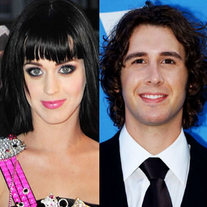 Katy Perry, Josh Groban