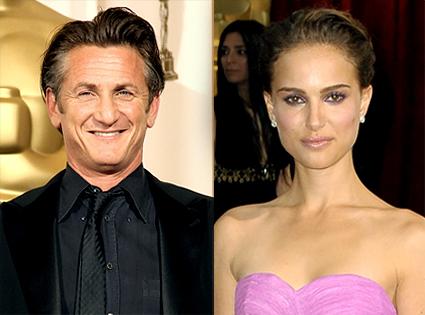 Sean Penn, Natalie Portman
