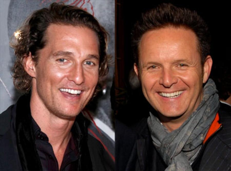 Matthew McConaughey, Mark Burnett