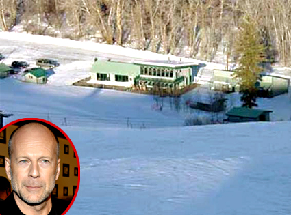 Soldier Mountain Ski Resort, Bruce Willis