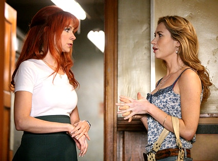 True Blood, Carrie Preston, Ashley Jones