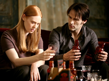 True Blood, Deborah Ann Woll, Stephen Moyer