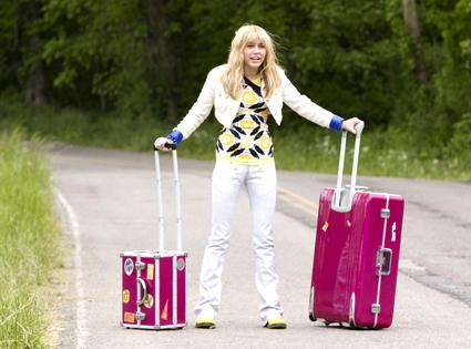 Miley Cyrus, The Hannah Montana Movie