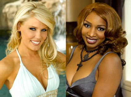 Real Housewives of Orange County, Gretchen, Real Housewives of Atlanta, Nene