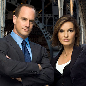 Law And Order SVU, Christopher Meloni, Mariska Hargitay
