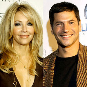 Heather Locklear, Thomas Calabro