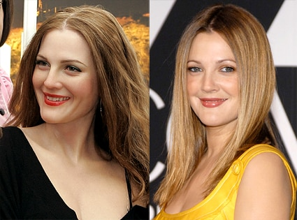 Wax Drew Barrymore, Drew Barrymore
