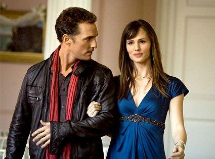 Ghosts of Girlfriends Past, Jennifer Garner, Matthew McConaughey