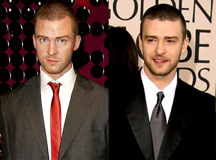 Wax Justin Timberlake, Justin Timberlake