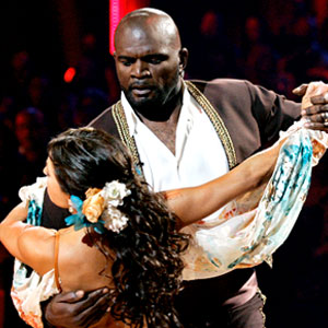 DWTS, Lawrence Taylor