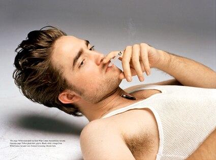 Robert Pattinson, Dossier Magazine