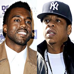 Kanye West, Jay- Z