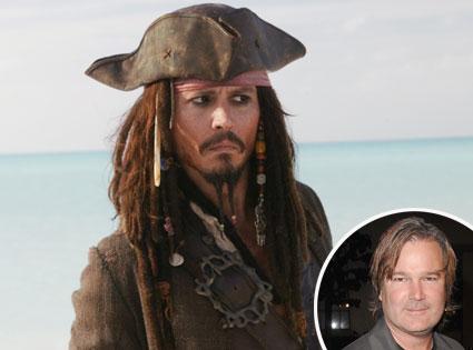 Johnny Depp, Gore Verbinski