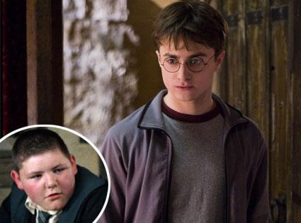 Danielle Radcliffe, Jamie Waylett, Harry Potter