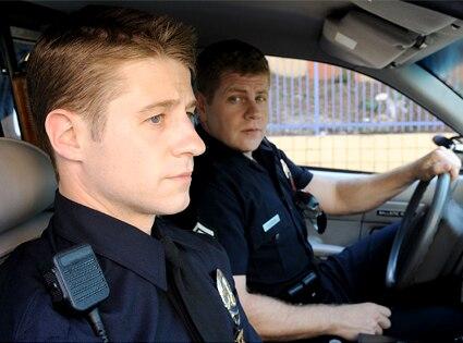 Ben McKenzie, Michael Cudlitz, Southland