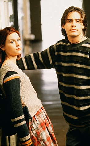 My So- Called Life, Claire Danes, Jared Leto