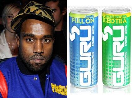 Kanye West, Guru Energy Drink