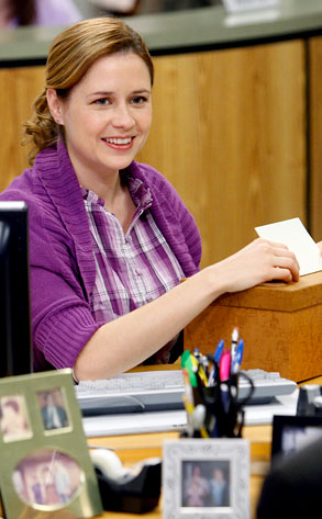 Jenna Fischer, The Office