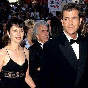 Mel Gibson, Robyn Gibson