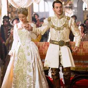 Jonathan Rhys Meyers, Annabelle Wallis, The Tudors
