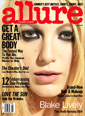 Blake Lively, Allure Magazine