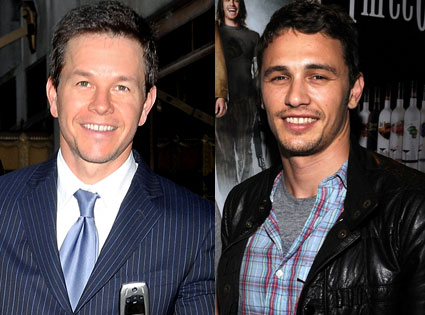 Mark Wahlberg, James Franco