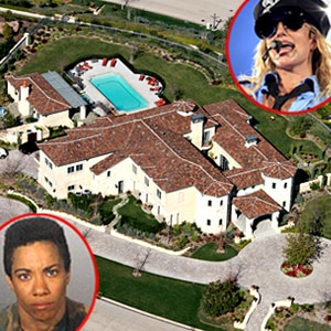 Britney Spears' Calabasas Estate, Britney Spears, Miranda Tozier-Robbins