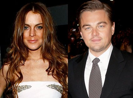 Lindsay Lohan, Leonardo DiCaprio