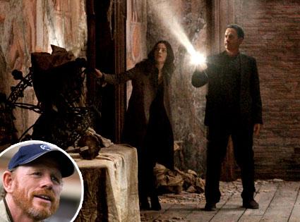 Ron Howard, Ayelet Zurer, Tom Hanks, Angels & Demons
