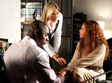 Idris Elba, Ali Larter, Beyonce Knowles, Obsessed
