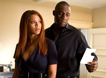 Beyonce Knowles, Idris Elba, Obsessed