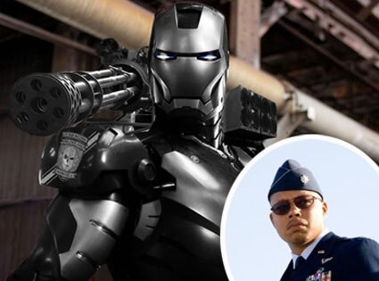 Terrence Howard, Iron Man