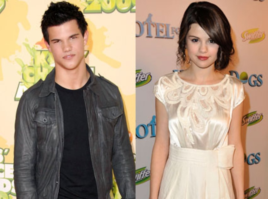 Taylor Lautner, Selena Gomez