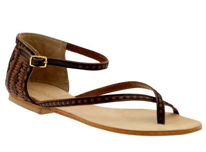Dollhouse Inca Sandals