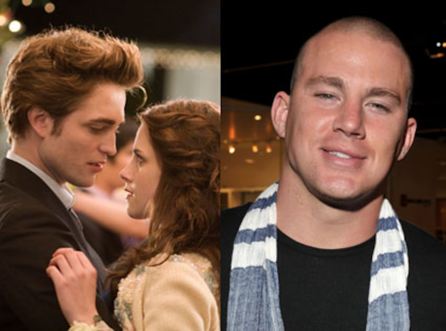 Rob Pattinson, Kristen Stewart, Twilight, Channing Tatum