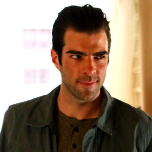 Zachary Quinto, Heroes 3.25: An Invisible Thread