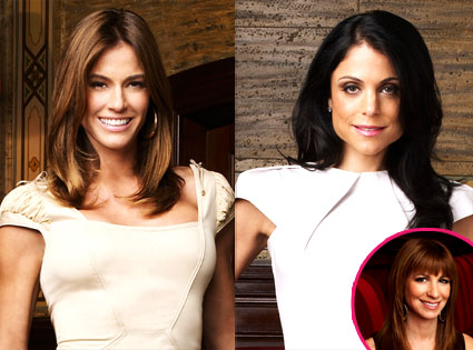 Bethenny Frankel, Kelly Bensimon, Jill Zarin, Real Housewives of NYC