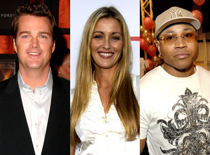 Chris O'Donnell, Louise Lombard, LL Cool J