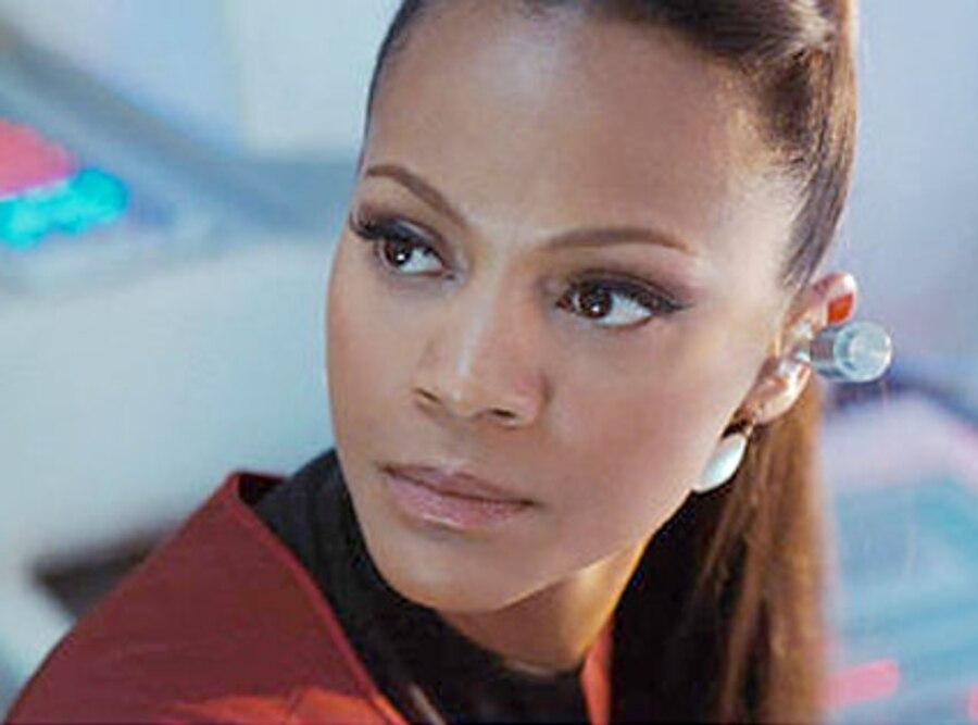 Zoe Saldana, Star Trek