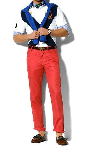 Polo Ralph Lauren's Slim Fit Chino