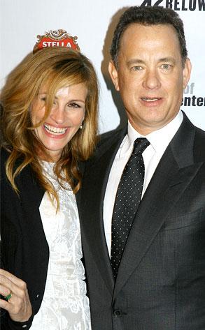 Julia Roberts, Tom Hanks