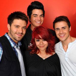 American Idol Season 8: Top 5