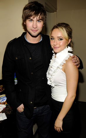 Chace Crawford, Hayden Panettiere